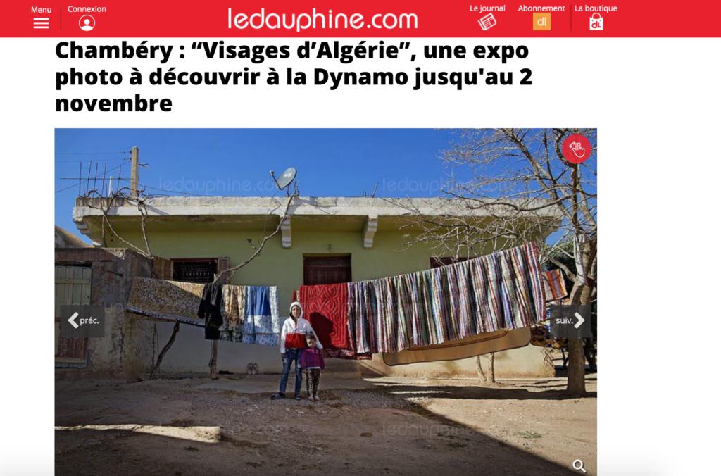 Dauphiné libéré site