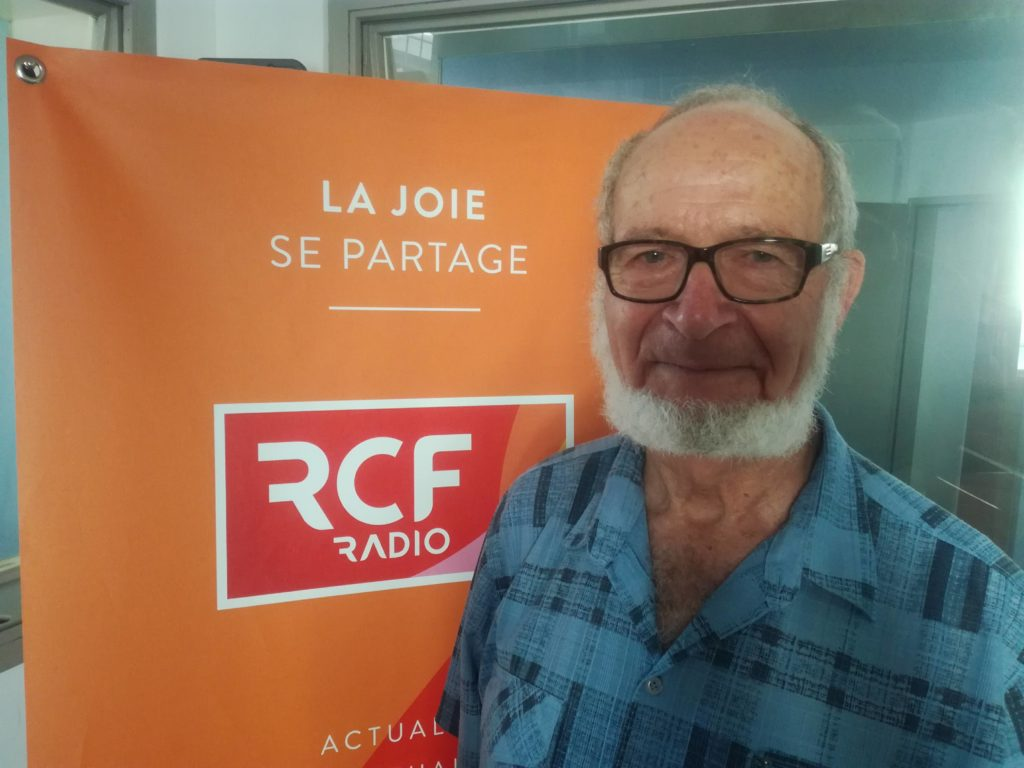 Emission radio RCF (septembre 2019)